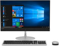 "All In One PC Lenovo IdeaCentre 720S (Procesor Intel® Core™ i5-8250U (3M Cache, 3.5 GHz), Kaby Lake R, 23.8"" FHD, Touch, 8GB, 2TB HDD @5400RPM + 256GB SSD, AMD Radeon 530 @2GB, Win10 Home, Argintiu)"