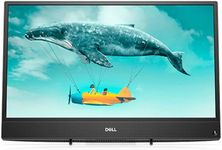 """All In One PC Dell Inspiron 3277 (Procesor Intel® Core™ i5-7200U (3M Cache, 3.10 GHz), Kaby Lake, 21.5"""" FHD, Touch, 8GB, 1TB HDD @5400RPM, Intel® HD Graphics 620, Linux, Negru)"""