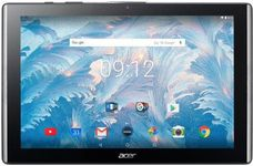 """Tableta Acer Iconia 10 B3-A40FHD, Procesor Quad-Core 1.5GHz, IPS Capacitive touchscreen 10.1"""", 2GB RAM, 32GB Flash, 5MP, Wi-Fi, Bluetooth, Android (Negru)"""