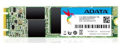 SSD A-DATA Ultimate SU800, 1TB, M.2 2280, SATA III 600