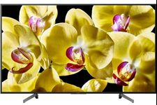 "Televizor LED Sony 190 cm (75"") KD75XG8096B, Ultra HD 4K, Smart TV, Android TV, Bluetooth, WiFi, CI+ (Negru)"