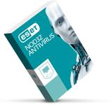 Antivirus ESET NOD32, 2 utilizatori, 1 an, Licenta noua, Box/Retail