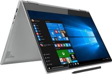 "Laptop 2in1 Lenovo Yoga 730 (Procesor Intel® Core™ i7-8565U (8M Cache, up to 4.60 GHz), Whiskey Lake, 13.3"" UHD, Touch, 16GB, 512GB SSD, Intel® UHD Graphics 620, FPR, Win10 Home, Argintiu)"