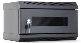 "Cabinet Metalic Start LAN STLWMC10C-4U-GSB, 10"", 4U (Negru)"
