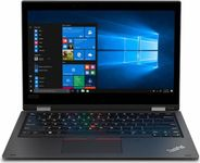 "Laptop 2in1 Lenovo ThinkPad L390 Yoga (Procesor Intel® Core™ i7-8565U (8M Cache, up to 4.60 GHz), Whiskey Lake, 13.3"" FHD, Touch, 8GB, 512GB SSD, Intel® UHD Graphics 620, FPR, Win10 Pro, Negru)"