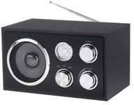 Radio Azusa URZ2045, AM/FM (Negru)