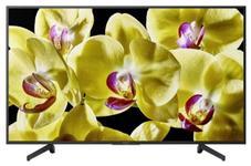 "Televizor LED Sony 109 cm (43"") KD43XG8096, Ultra HD 4K, Smart TV, Android TV, Bluetooth, WiFi, CI+ (Negru)"