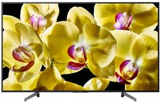 "Televizor LED Sony 165 cm (65"") KD65XG8096, Ultra HD 4K, Smart TV, Android TV, Bluetooth, WiFi, CI+ (Negru)"