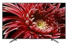 "Televizor LED Sony 165 cm (65"") KD65XG8596, Ultra HD 4K, Smart TV, Android TV, WiFi, CI+"