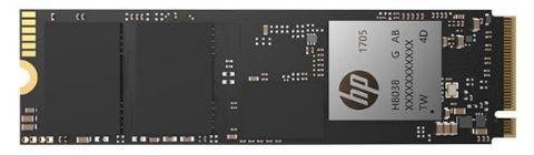 SSD HP EX920, 256GB, PCIe Gen3 x4 NVMe, M.2 2280