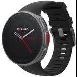 Ceas activity tracker Polar Vantage V, GPS, Senzor H10 HR, Bluetooth (Negru/Gri)