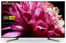"Televizor LED Sony BRAVIA 216 cm (85"") KD85XG9505, 4K Ultra HD, Smart TV, Android TV, WiFi, CI+"