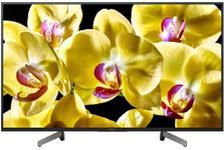 "Televizor LED Sony 139 cm (55"") KD55XG8096, Ultra HD 4K, Smart TV, Android TV, Bluetooth, WiFi, CI+ (Negru)"