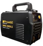 Invertor sudura Profesional MMA ProWeld MMA-200DLS, 10-200 A, Monofazat, 230V