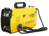 Invertor TIG ProWeld TIG-250WP, 230 V, 5-220 A (Galben)