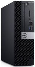 Calculator Dell OptiPlex 7070 SFF (Procesor Intel® Core™ i9-9900 (16M Cache, up to 5.00 GHz), Coffee Lake, 32GB, 512GB SSD, Intel® UHD Graphics 630, Win10 Pro, Negru)