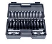 Set gantere Techfit TC92054-15, 15kg