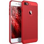 Protectie Spate Senno Rock Slim Air Plastic SNNM-BC-RSAP-APIP7P pentru Apple iPhone 7 Plus (Rosu)