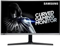 "Monitor Gaming VA LED Samsung 27"" LC27RG50FQUXEN, Full HD (1920 x 1080), HDMI, DisplayPort, Ecran curbat, 240 Hz, 4 ms (Negru/Gri)"