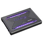 "SSD Kingston HyperX FURY RGB, 240GB, SATA-III, 2.5"""
