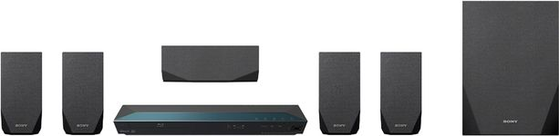Sistem Home Cinema Sony BDV-E2100, 3D Blu-Ray, Wi-Fi, Bluetooth, NFC