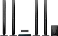 Sistem Home Cinema Sony BDV-E6100, 3D Blu-Ray, Wi-Fi, Bluetooth, NFC