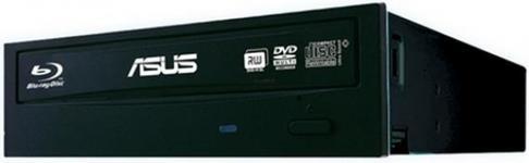Blu-Ray Writer ASUS BW-16D1HT/BLK/G/AS (Retail)