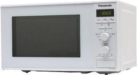 Cuptor cu microunde Panasonic NN-J151W, 800 W, 20 L, 9 programe (Alb)